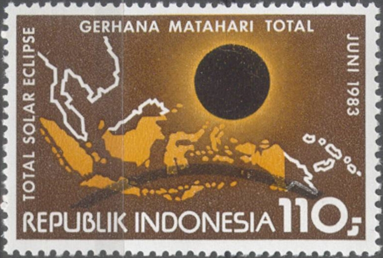 Indonezja 1983 Mi. 1098